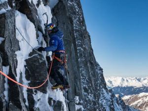 La nueva gama Nepal sigue fiel a la esencia de La Sportiva