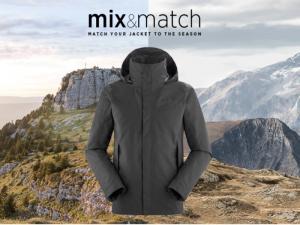 Ofertas de Lafuma en su gama Mix&Match