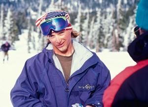 Leyendas del snowboard: Noah Salasnek