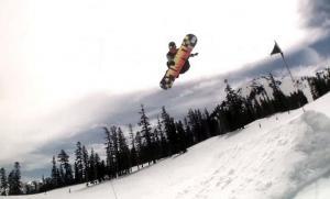 Leyendas del Snowboard: Todd Richards