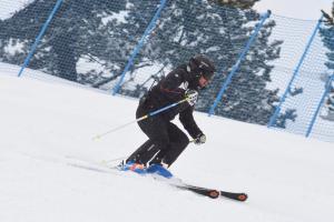 """Xavier Ubeira: """"Si logramos comunicar que esquiar es seguro, la gente de la ciudad vendrá a Baqueira"""""""