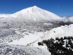 El Teide tendrá estación de esquí promovida por un grupo de inversión de Qatar