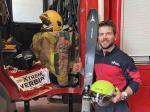 """100% Aymar Navarro: """"De pequeño solo pensaba en camiones de bomberos y esquís"""""""
