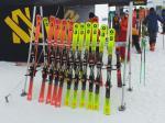 Material de esquí ¿alquiler o compra?