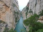 Escápate al gran y espectacular desfiladero virgen de Catalunya, el Congost de Mont-rebei