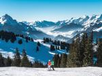 Gstaad, nieve y lujo para todos los bolsillos