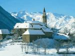 Las primeras nevadas invitan a saborear la 'magia' infinita de los rincones de la Val d'Aran