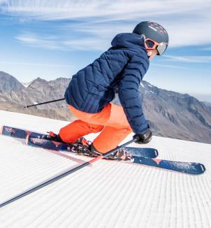 Head mima a las esquiadoras. ¡Descúbrelo!