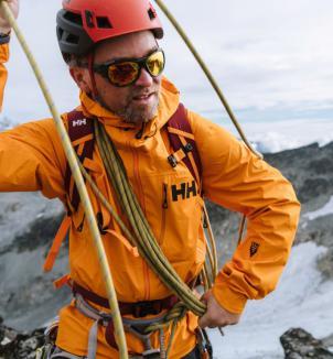 Nueva Odin 3D Air Shell Jacket de HH, para coronar cumbres tras el confinamiento