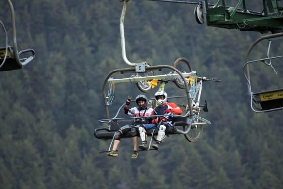 El Bike Park de la Molina, una de las actividades con más demanda del verano