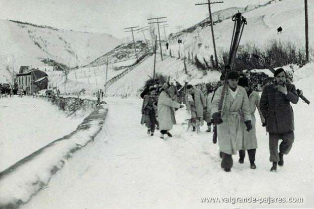 Valgrande-Pajares es una de las estaciones clásicas de la nieve de España. Foto: Valgrande-Pajares