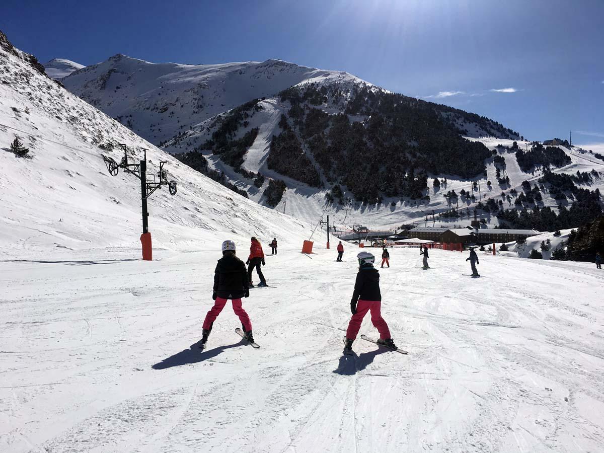 Vallter 2000 Y Vall De Núria Adaptan Horarios Y Apertura Al Esquí De Primavera Lugares De Nieve