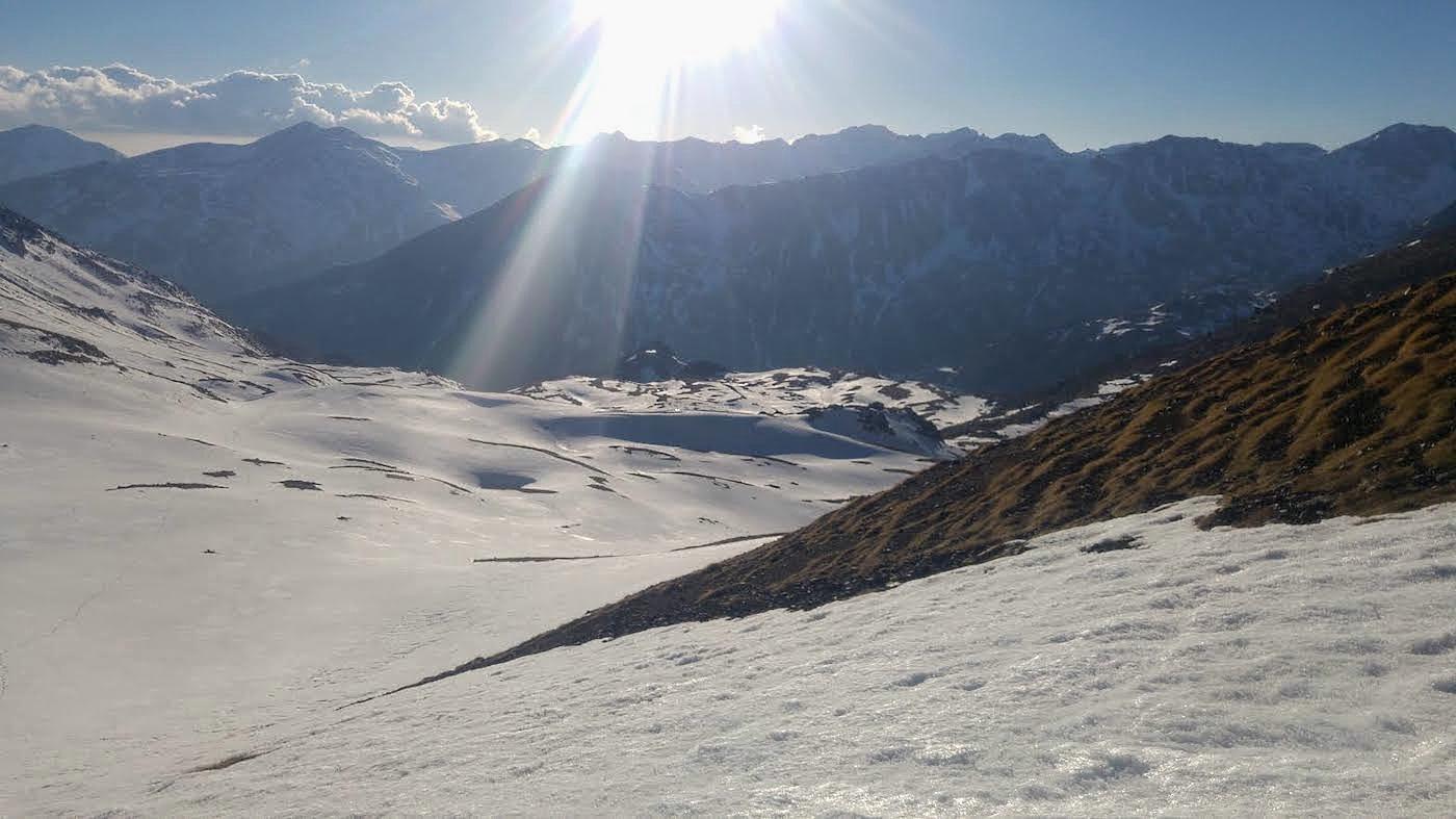 La Vall Fosca abrirá como estación con itinerarios de esquí de montaña y raquetas de nieve - Lugares de Nieve.com