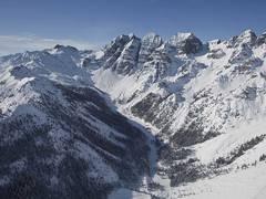 Imponentes imagen de Schlich y su valle