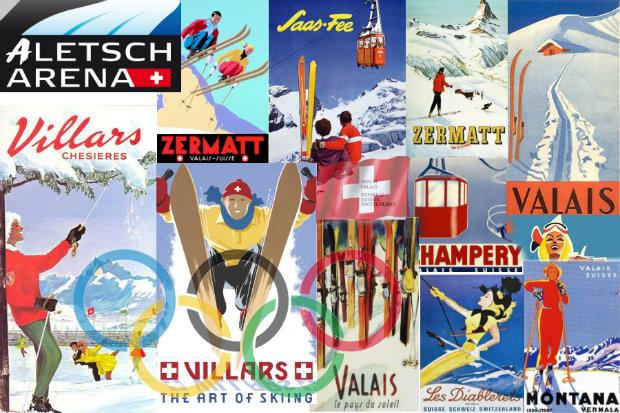 Las estaciones del Valais y el Vaud podrían ir juntas a la aventura olímpica 2026